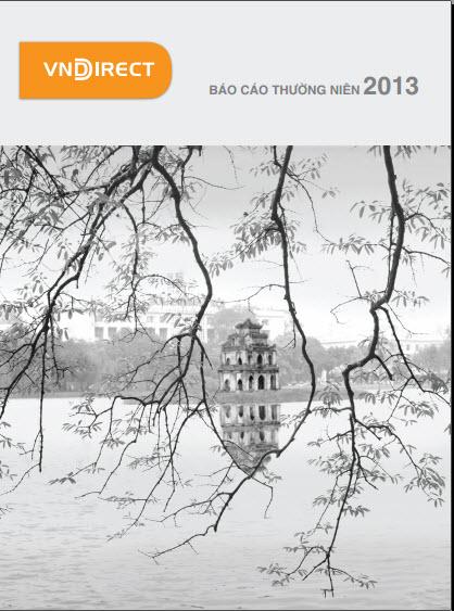 Báo cáo năm <span> 2013</span>