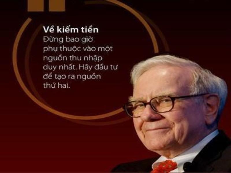 Học hỏi tỷ phú Warren Buffett về cách quản lý tài chính