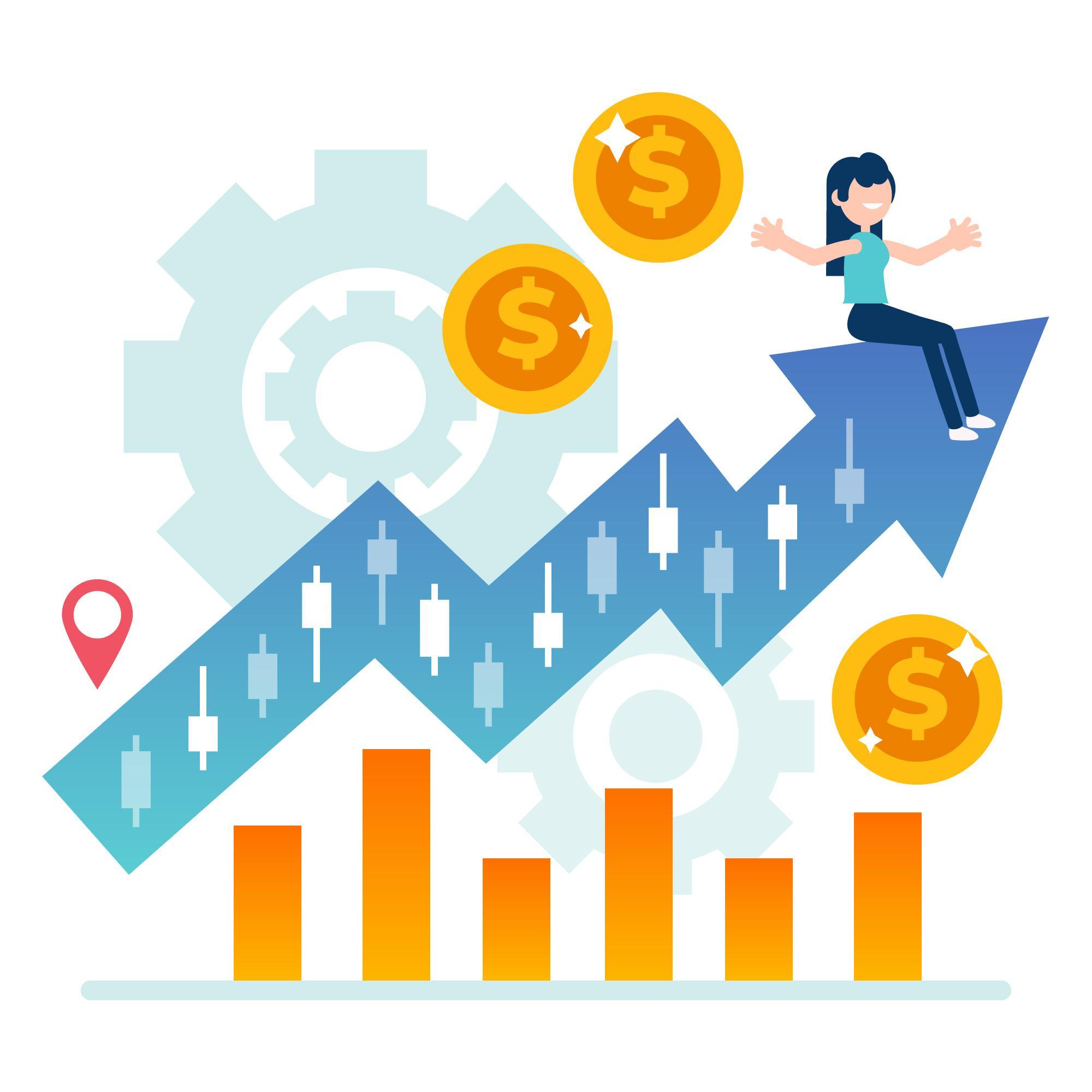 Cách đầu tư tiền hiệu quả - tăng trưởng nguồn tiền theo cách riêng của bạn