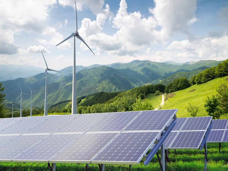 Trái phiếu công ty năng lượng tái tạo