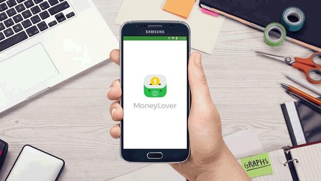 Ứng dụng quản lý tài chính Money Lover