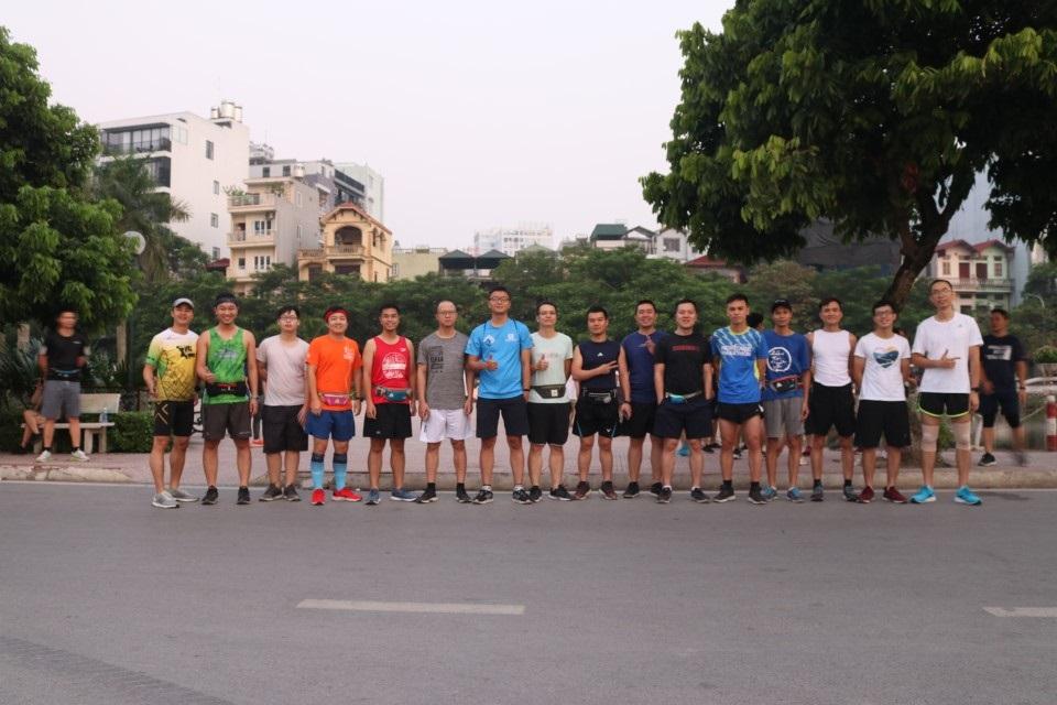 Giải chạy marathon VNDIRECT mở rộng 1