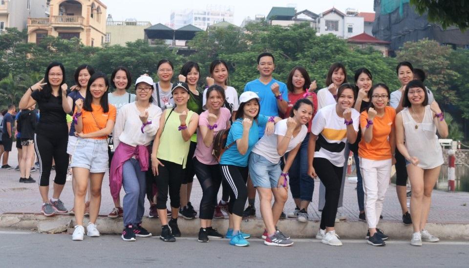 Giải chạy marathon VNDIRECT mở rộng 2