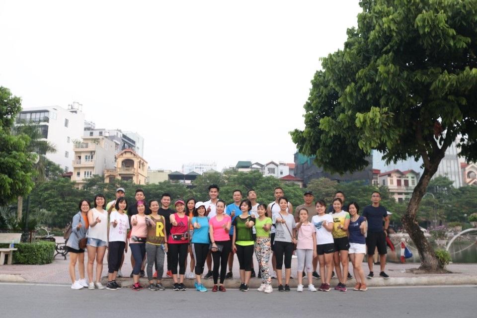 Giải chạy marathon VNDIRECT mở rộng 3