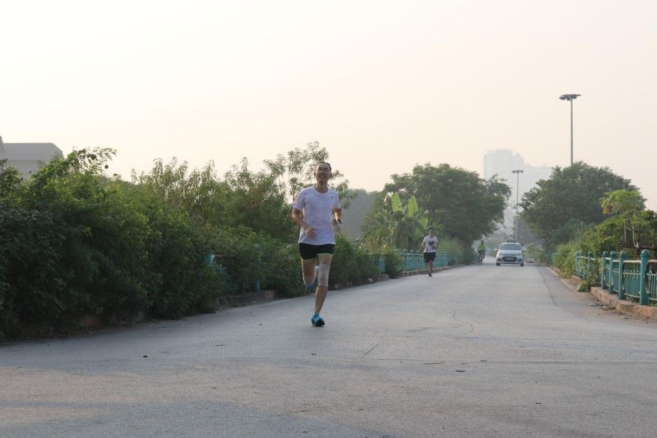 Giải chạy marathon VNDIRECT mở rộng 4