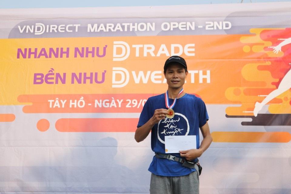 Giải chạy marathon VNDIRECT mở rộng 5